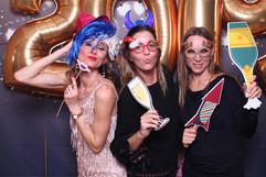 New Year's Party at Kempinski