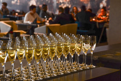 Champagne Bar ALWAYS Open