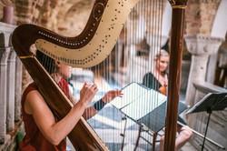 Harp Concert at Four Seasons Private Par