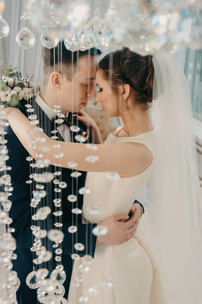 Elegant Custom Made Wedding Wardrobes