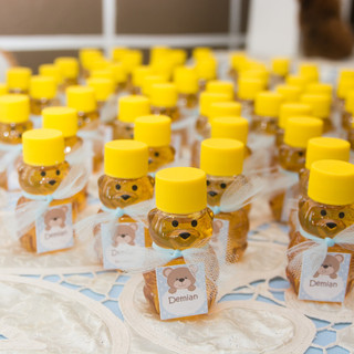Honey Jars Party Favors