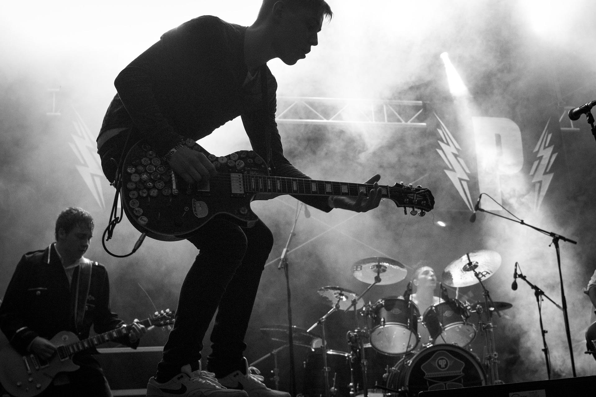 Rock Show Performance
