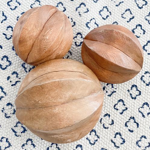 Mango Wood Starfruit