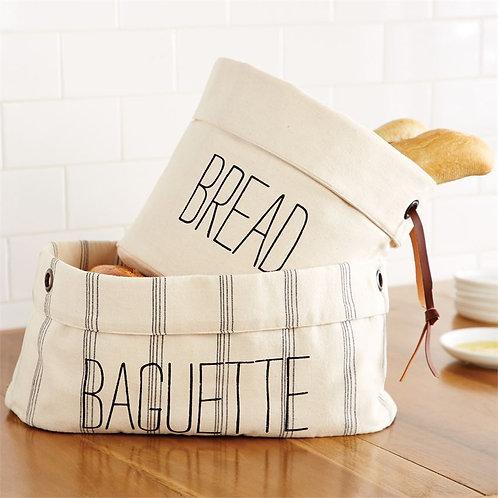 Bread + Baguette Bags