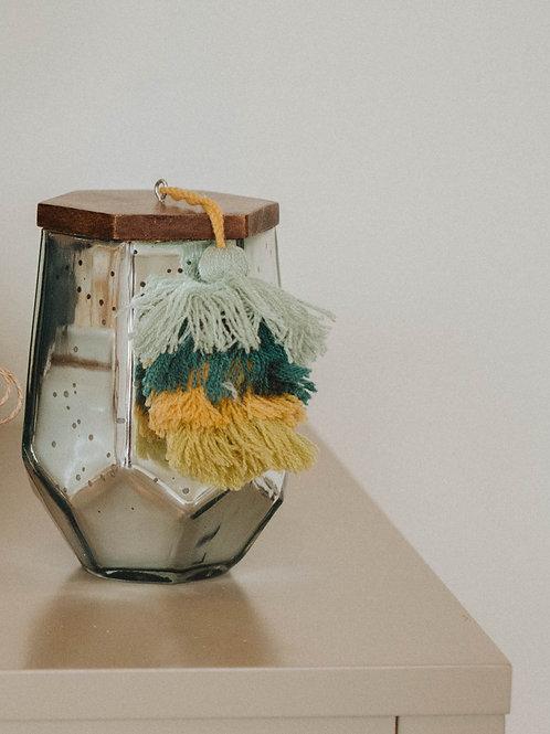 Candle + Tassel