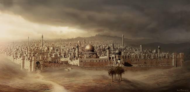 Jerusalén medieval