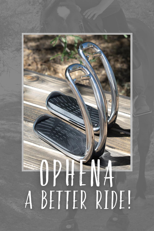 ophena safety stirrups