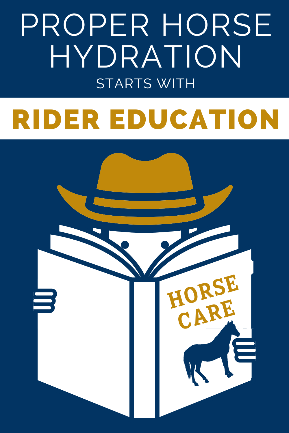 Hydration for Horse and Rider