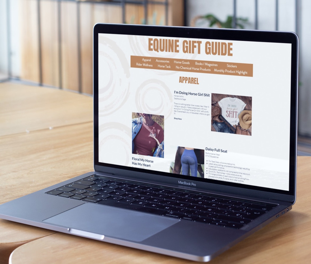 Equine Gift Guide