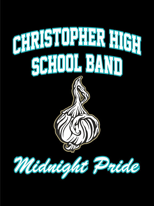 CHS Band Pullover Hoodie