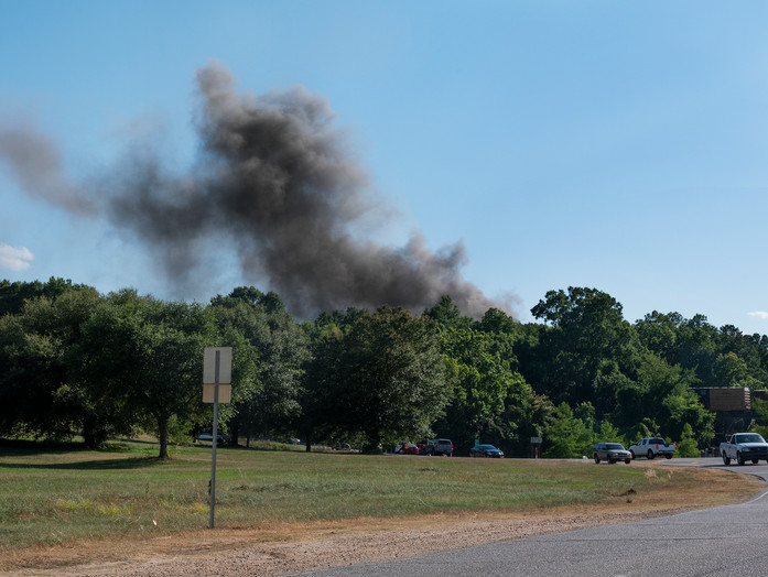 A Chemical Fire Buns 800 Feet from my Children's School