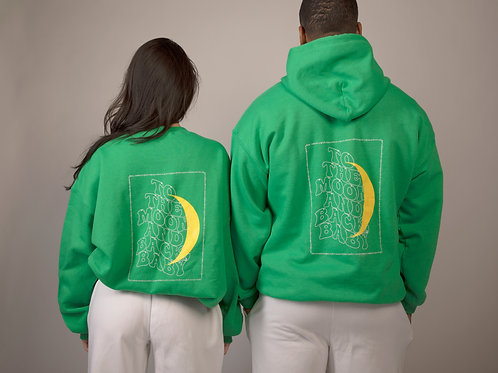 TO THE MOON AND BACK SWEATER