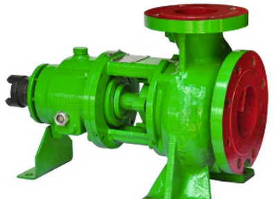 IP-ENC - (125*100*315) - (Horizontal Solid Handling Pump)