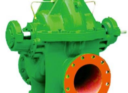IP-UP-250/33 - ( Dam Pump)