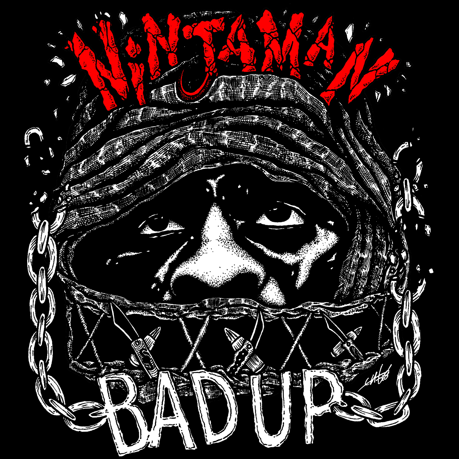 MEDZ - BAD UP feat.Ninjaman