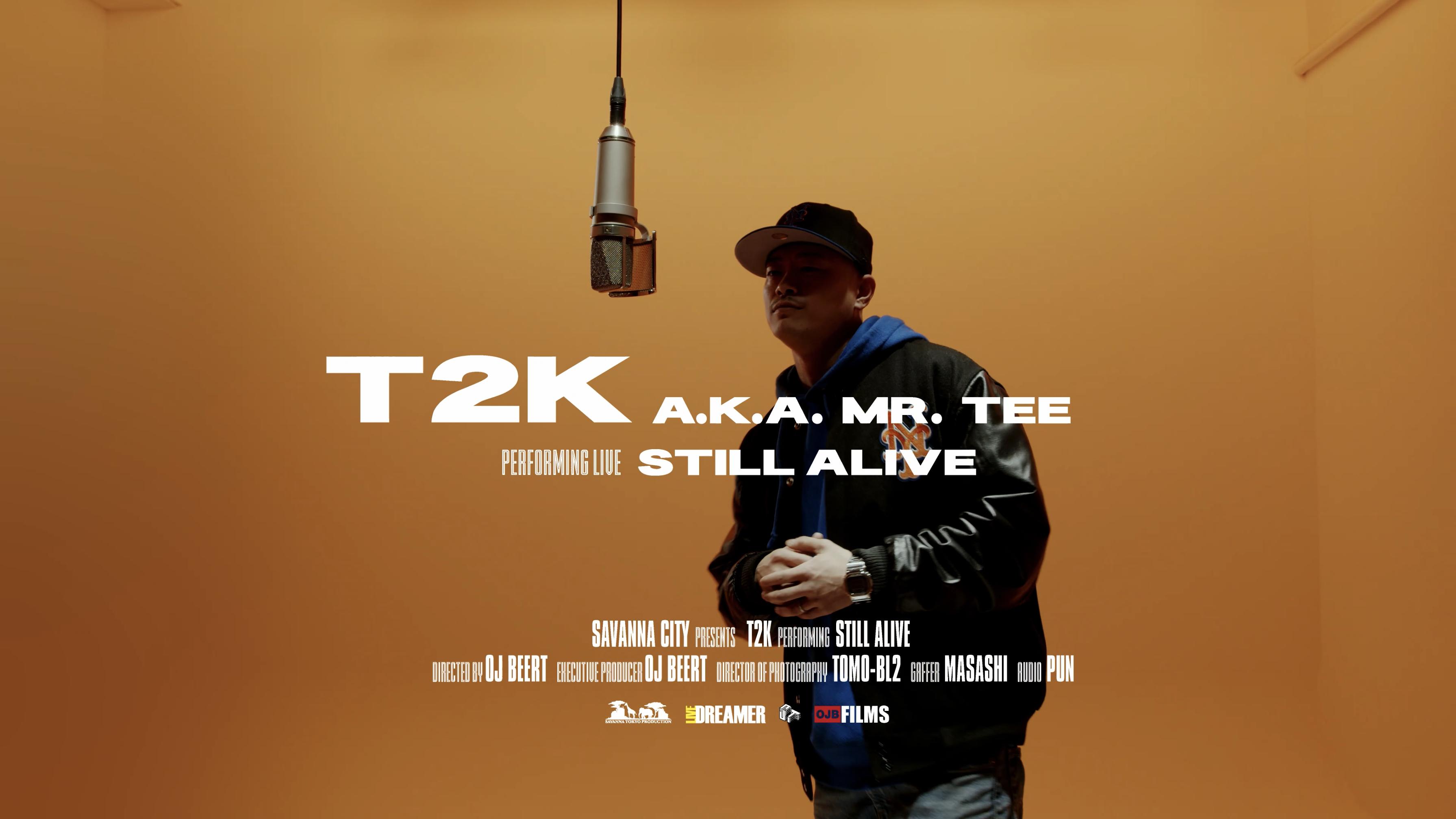 T2K a.k.a. Mr.Tee - Still Alive ( Live Session) | Savanna City