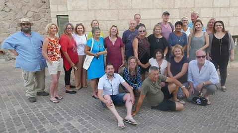 Joke Beens Artist exchange Eilat - Kampen