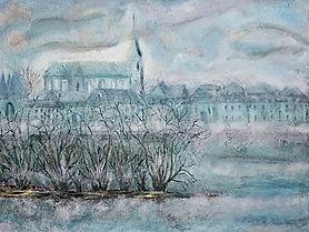 7. Ode aan de IJssel in de mist Joke Beens.jpg