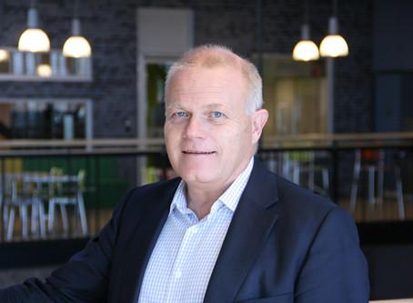 Stefan Sallerfors, tillförordnad VD