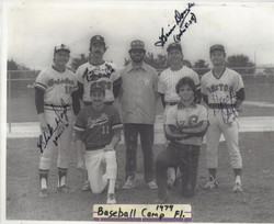 1979 Bsketball Camp in Florida