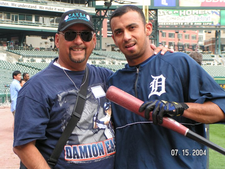 Detroit Tigers Carlos Guillen