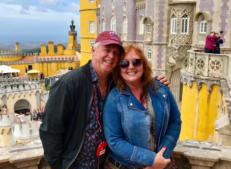 PORTUGAL: Castles, port wine and a festival of sardines...something for both of us!