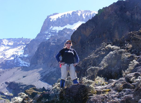 CLIMBING KILIMANJARO!  An epic adventure which became the toughest thing I've ever done!