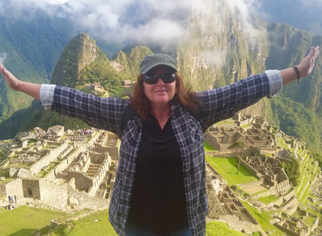 Inca Gold! A journey from the Amazon Jungle to Machu Picchu, Lake Titicaca and The Galapagos Islands