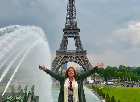 PARIS ! Another place on this Earth where I have happily left another piece of my heart.
