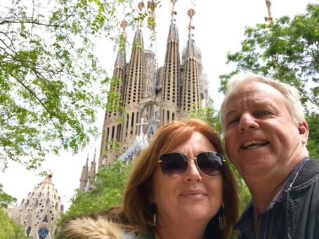 BARCELONA! From Tapas to Gaudi. Sometimes no plans end up the best plans...