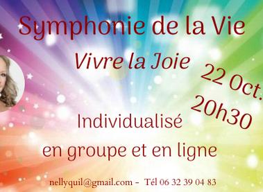 Symphonie de la vie 22 Oct. 20h30