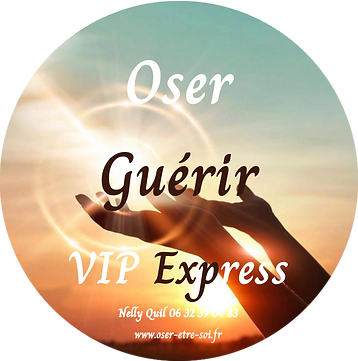 Oser Guérir - VIP Express