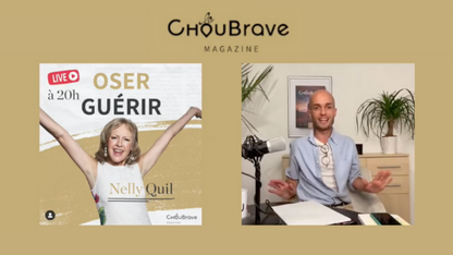 """Interview """"Oser Guérir"""" Nelly - Danny Marquis """"Le Chou Brave"""