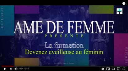 """Âme de Femme : """"Les Éveilleuses"""""""