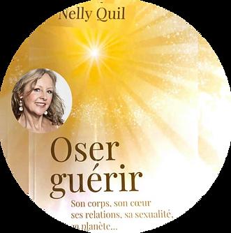 "Livre ""Oser Guérir"" Son Corps, son Coeur, ses Relations, sa Sexualité..."