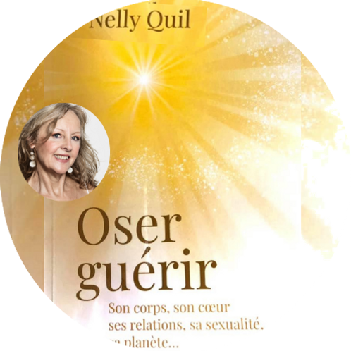 "Livre ""Oser Guérir"" Son Corps, son Coeur, ses Relations, sa Sexualité.."