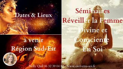 """""""Réveiller la Femme Divine en Soi"""""""
