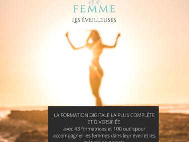 """Formation Initiatique Digitale """"Âme de Femme"""""""