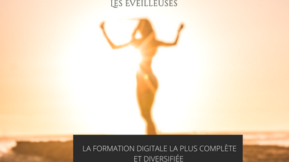 "Formation Initiatique Digitale ""Âme de Femme"""