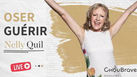 "Interview ""Oser Guérir"" Nelly - Danny Marquis ""Le Chou Brave 1er Avril"