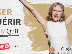 """Interview """"Oser Guérir"""" Nelly - Danny Marquis """"Le Chou Brave 1er Avril"""