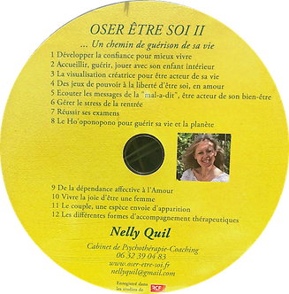 """Audios """"Oser Être Soi"""" II - Nelly Quil"""