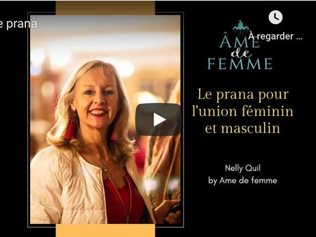 Interview de Nelly Quil par Âme de Femme
