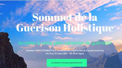 Sommet de la Guérison Holistique