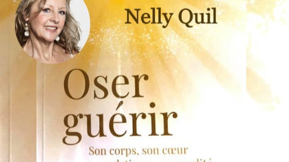 """Livre """"Oser Guérir"""" En vente sur le site - Nelly Quil"""