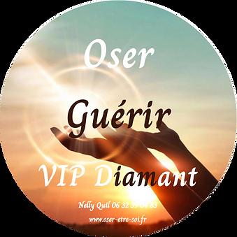 Oser Guérir - VIP Diamant