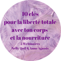 """Webinaires """"les 10 Clés"""" - Nelly Quil & Anne Agassis"""