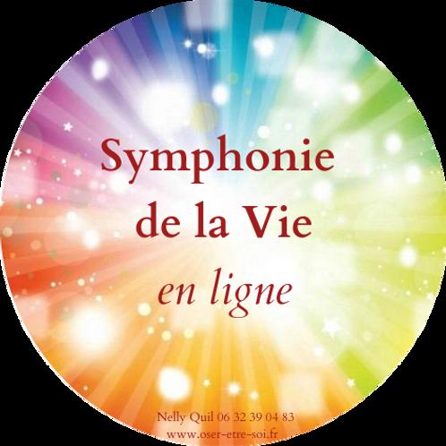 Symphonie de la Vie en Ligne