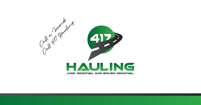 41795Hauling, junk removal and hauling services