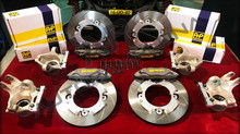 CAN-AM MAVERICK X3 - AP Racing Big Brake Kit